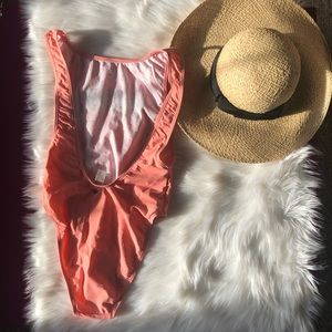 Juicy Couture Swim - NWT Juicy Couture Black Label One Piece